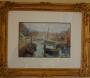 H. Claude Pissarro Pastel