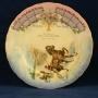 Calendar Plate 1924