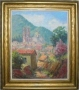 Mexican Oil Painting