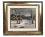 Robert Wood Painting -Winter