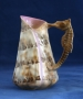 Royal Bayreuth Shell Pitcher
